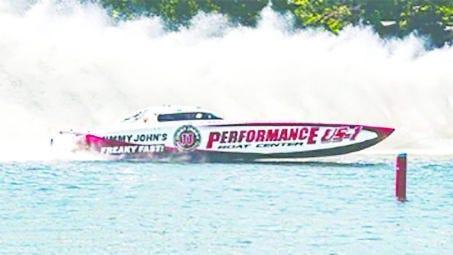 OPA Boat.