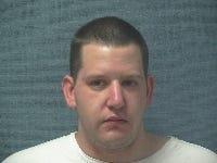 Nicholas P. Cunningham / Stark County Jail