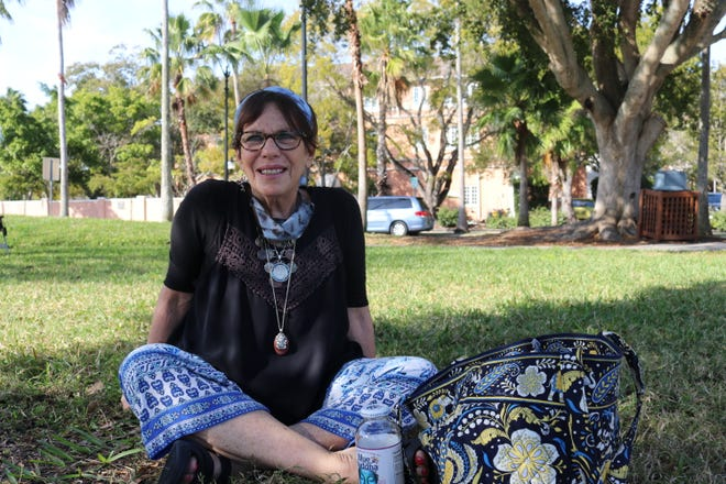 Suzi Kotler-Neidorff, 66 of Venice, received help from Season of Sharing to cover a month of rent and a past-due water bill in December.
