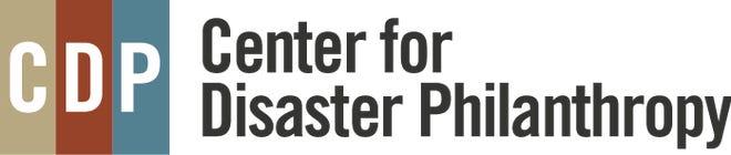 Center for Disaster Philanthropy Logo