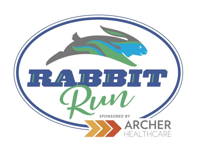 The inaugural 'Rabbit Run' 5K and 1 mile races will be held on Saturday, April 3 at Mayfaire Town Center.