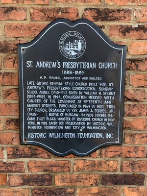 Located where the Brooklyn Arts Center is today, St. Andrews Presbyterian dates to 1858 when First Presbyterian organized Second Presbyterian.