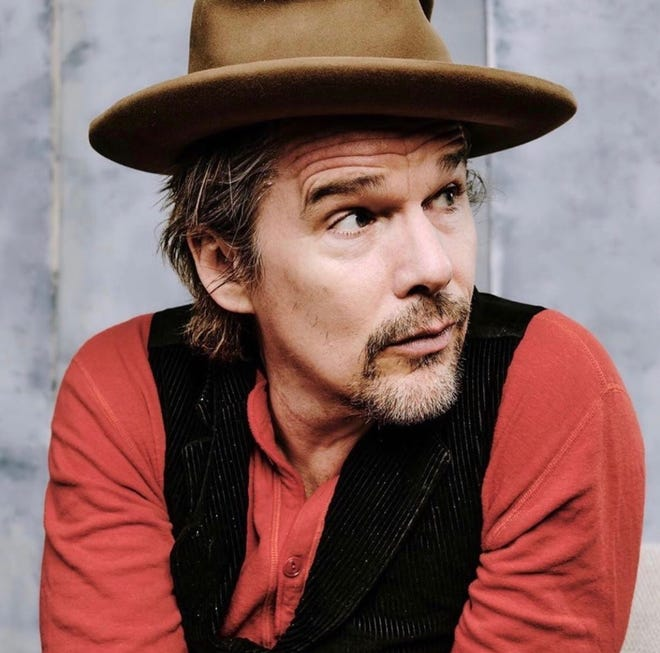 "Ethan Hawke to star in Blumhouse's ""The Black Phone,"" which will start filming in Wilmington in February."