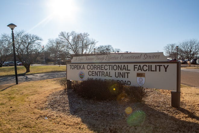 Volunteers with two Kansas-based charitable organizations delivered more than $5,000 worth of feminine hygiene products Thursday morning to the Topeka Correctional Facility, the state's only prison housing all women.
