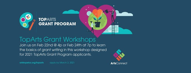 ArtsConnect has opened up the applications for its TopArts grant program.