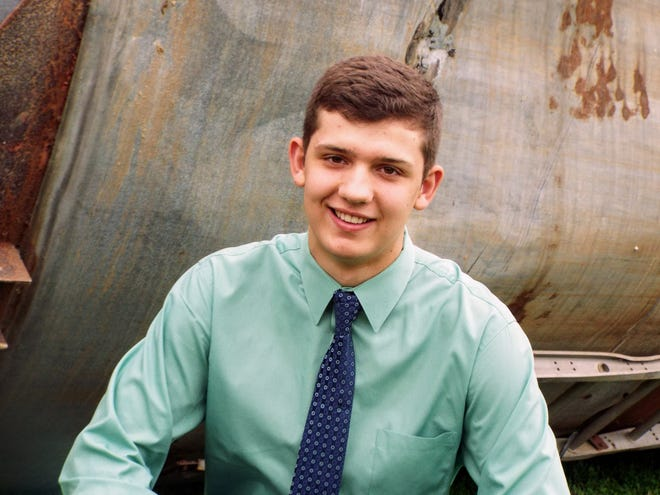 Rance Quillin is January's Teen of the Month.