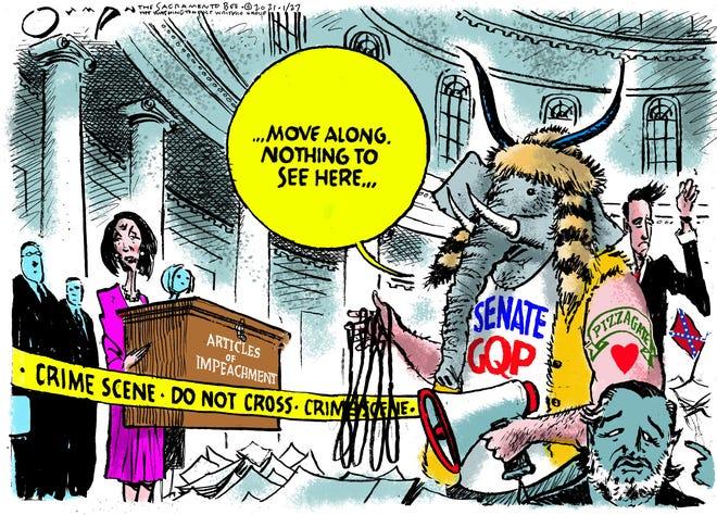 Senate Republicans set a dangerous precedent ...