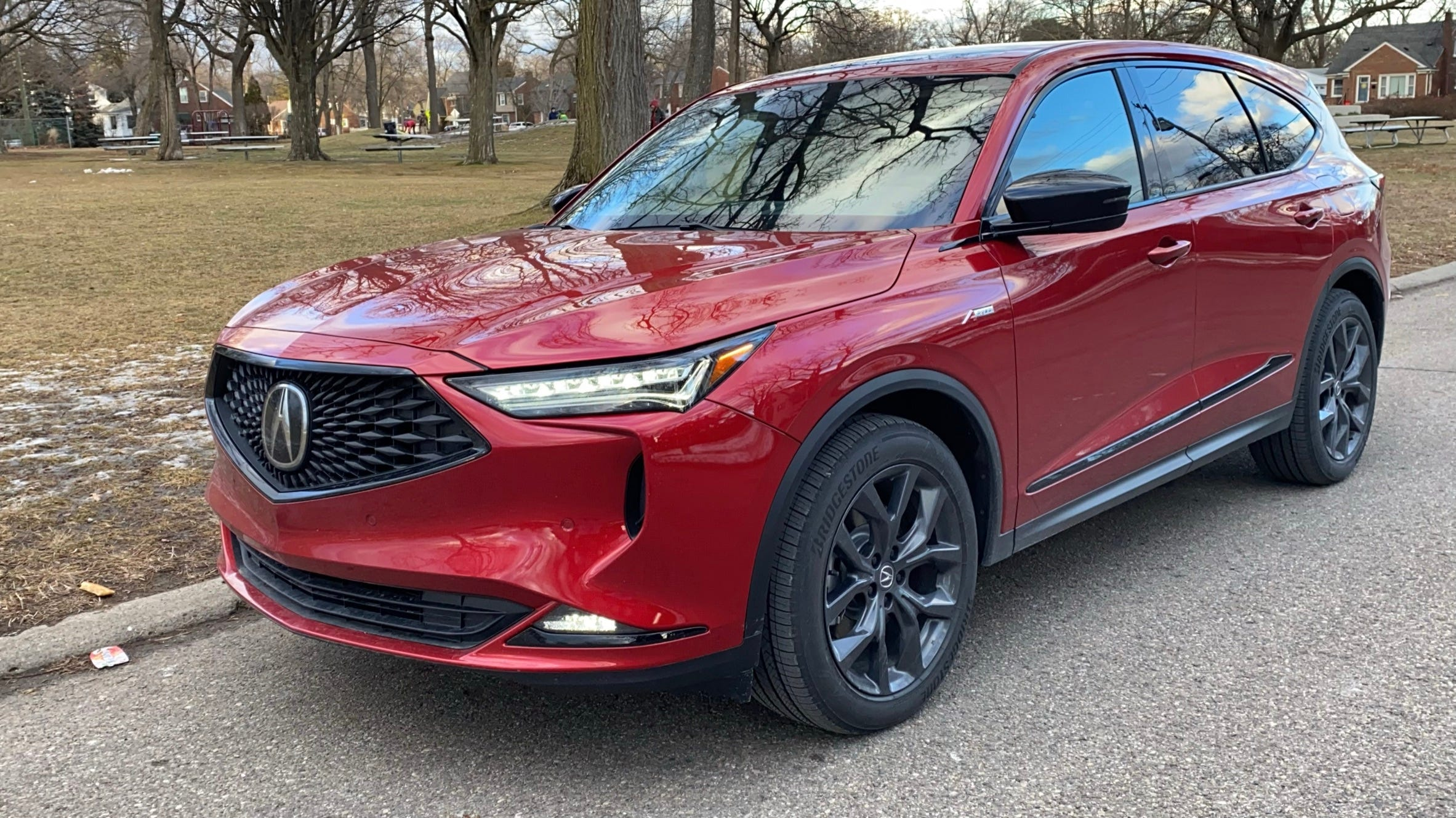 Acura s sleek and sporty 2022 MDX gets luxury brand s SUV back on track