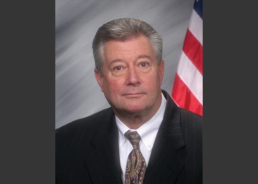 Former Northville Township manager Chip Snider, shown in a township photo, died on Jan. 27, 2021. (Photo: Northville Twp.)