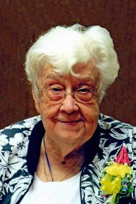 Former Agnesian HealthCare employee and volunteer, the late Beatrice Eiring, has gifted the heath care's foundation with more than a half milion dollars.
