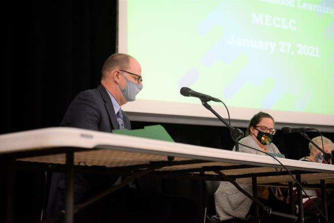 Madison School Board met on January 27, 2021.