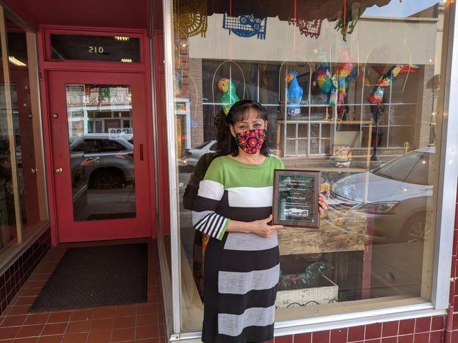 Graciela Calderon of Pink Store North in Silver City