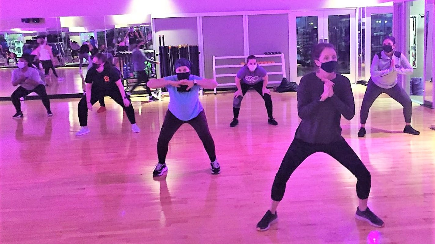 Return of indoor group fitness a relief for avid exercise ...