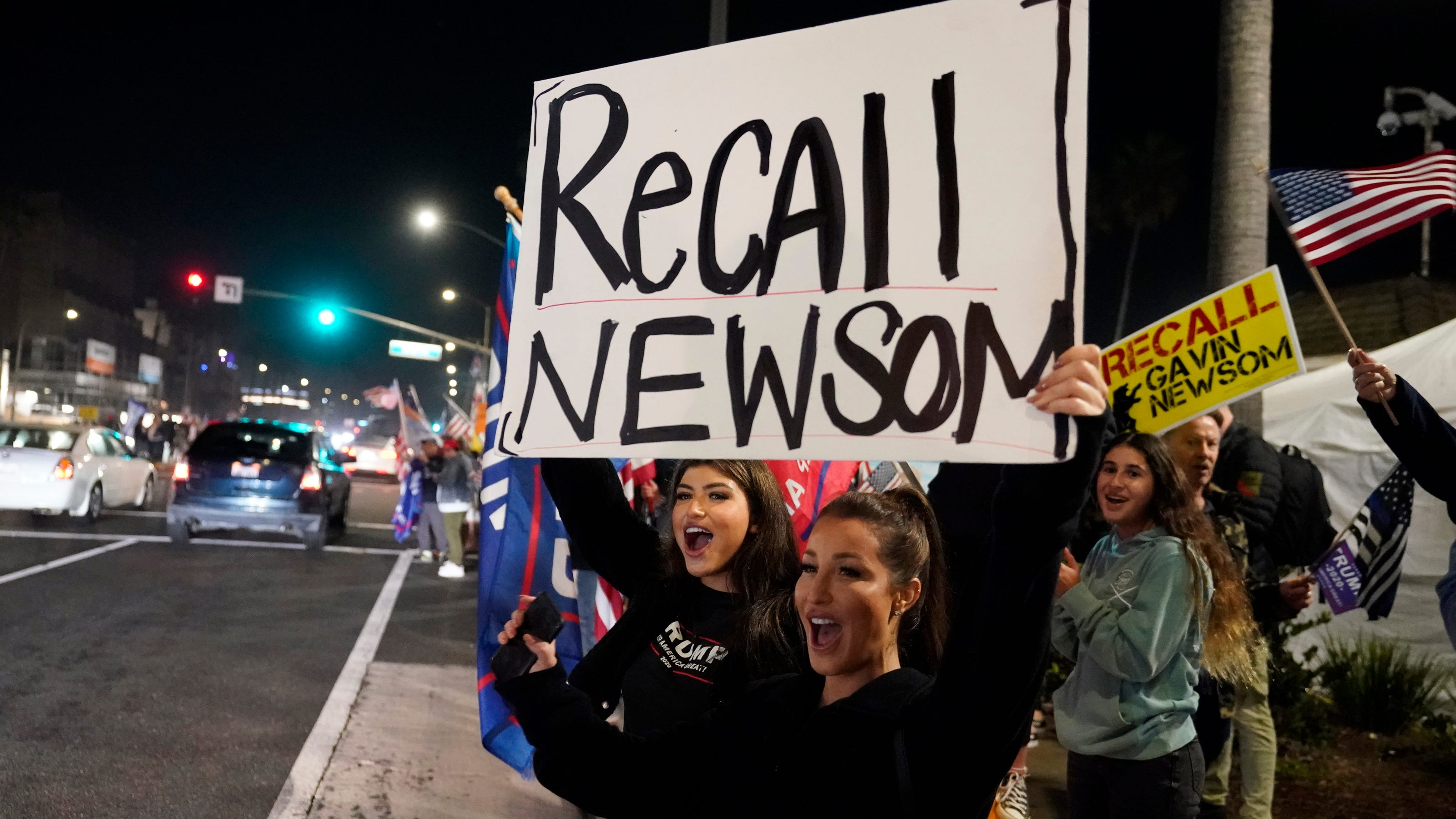 How California's recall election rules could spell trouble for Gavin Newsom