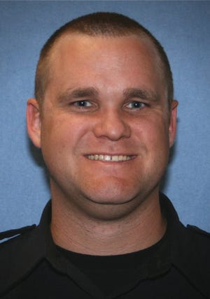 Phoenix police Officer Chase McCance
