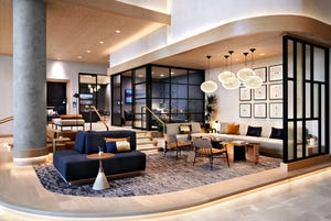 The Sheraton Phoenix Downtown will also have several studios to provide small meeting space.