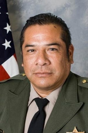 Tulare County sheriff's deputy Frank Holguin died of COVID-19 complications on Wednesday, January 27, 2021.
