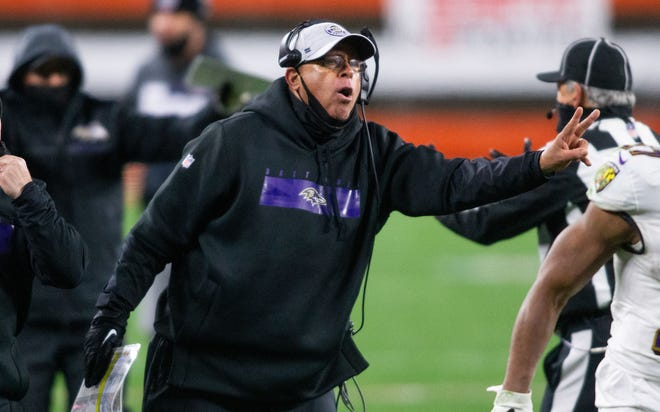 David Culley has 27 seasons of NFL coaching experience under his belt, the past two coming with the Baltimore Ravens.