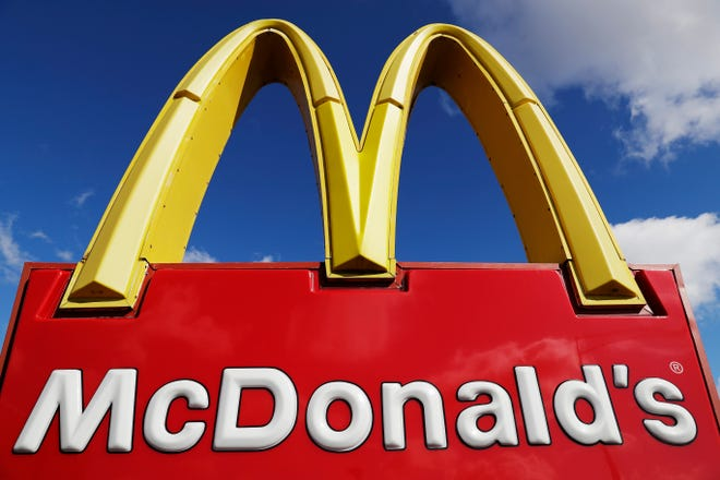 Ellwood City's McDonald's will hold a promotion on March 1 to raise money for the All Aboard Ellwood caboose renovation project.