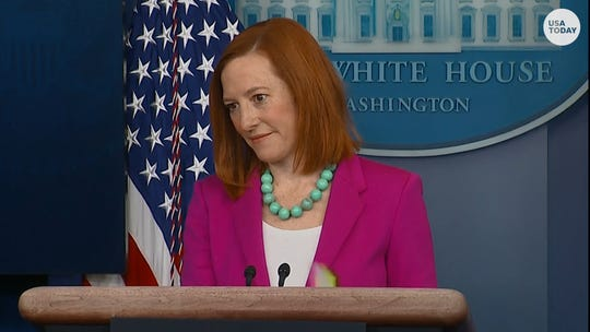 White House Press Secretary Jen Psaki sidestepped discussing Reddit, GameStop and the recent stock market volatility.
