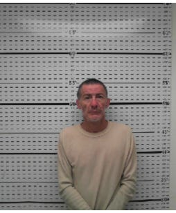 Albert James Phillips was picked up on two warrants involving a terroristic threat on Jan. 29.