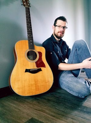 Musician Marc Bailey, of Bondurant, will perform a Goldfinch Room concert on Stephens Auditorium's stage on Saturday, Feb. 6, at 7 p.m.