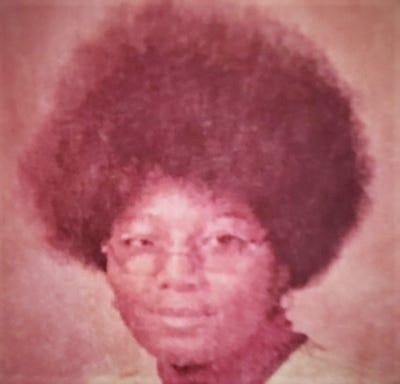 Mrs. Shirley Gamble Jones