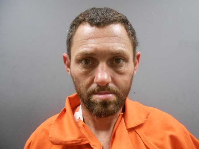 Reuben Shane Williamson, was arrested on charges stemming from a burglary that took place on January 28.