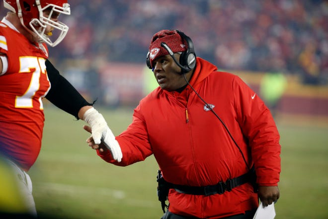 Kansas City Chiefs offensive coordinator Eric Bieniemy had six interviews but was passed over again.
