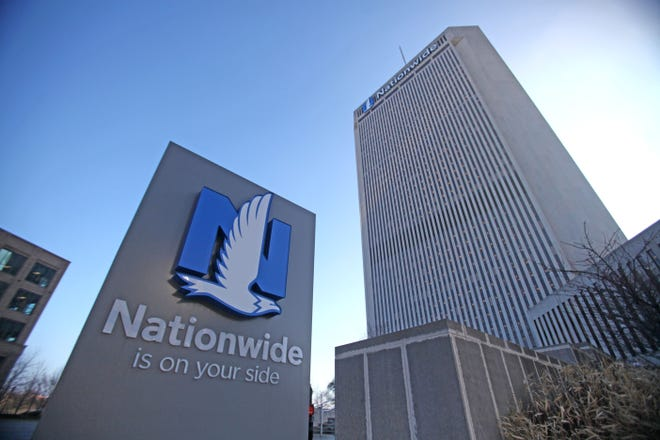 Nationwide posted an operating profit in 2020 despite losses from storm, wildfires and the pandemic.