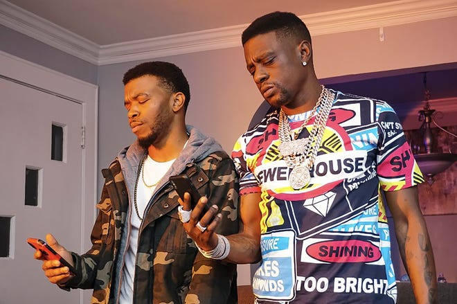 """Lake County native Bernard Mathis collaborated with Boosie BadAzz in his song, """"Tweety."""""""