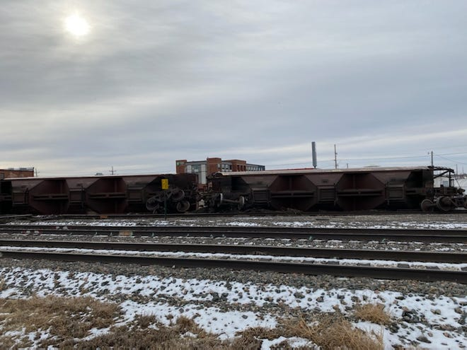 At around 2 a.m. on Friday, a BNSF rail car derailed in Dodge City. According to BNSF, there were no injuries or hazardous material associated with the incident.