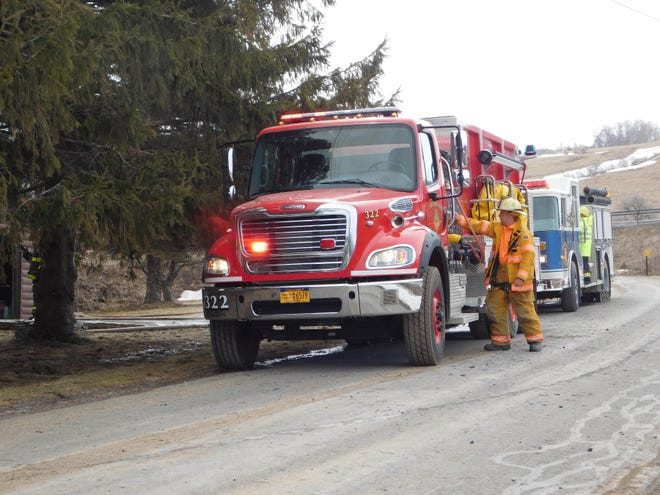 Rural fire departments and rescue squads are often the first on the scene in a farm emergency. A contest offers as a prize specialized equipment used in silo rescues and training to use it.