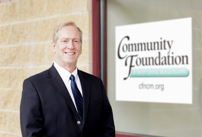 Stephen Adams, president of the Community Foundation of North Central Massachusetts.