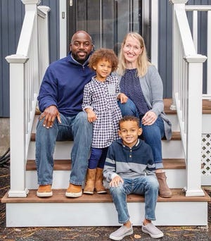 Gardner High alum Kim (Landry) Bennett now resides in Sudbury with her husband, Darren, and their kids Carter and Zoe. Bennett teaches physics at Lincoln-Sudbury High School and is a volunteer assistant coach for the Warriors girls' basketball team.
