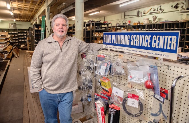 Larry Nailon of Nailon's Plumbing Supplies is retiring and converting the 137-year-old business into an expansion for Ardor Breads and Provisions next door. After suffering a head injury and near-fatal brain bleed last July, Nailon decided to pull the plug on one of the oldest family-owned businesses in Peoria.