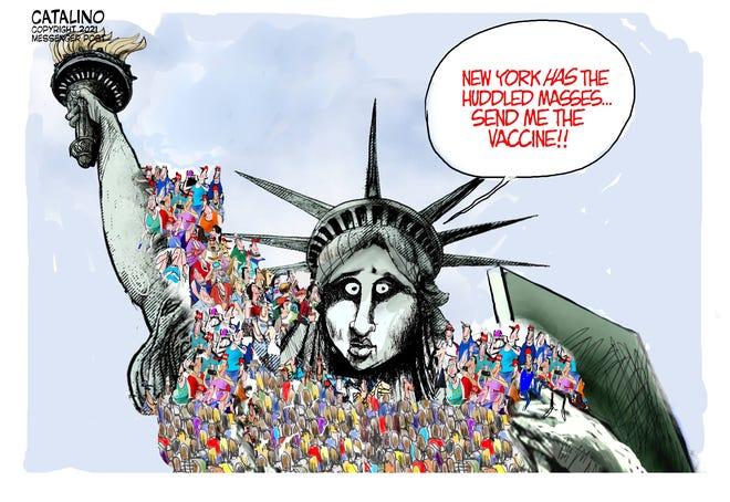 Ken Catalino Cartoon