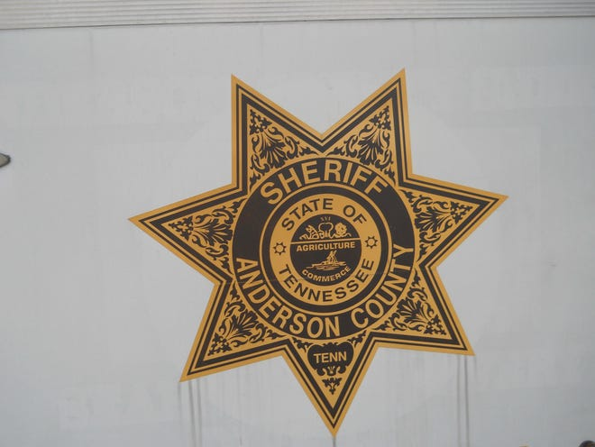 Anderson County Sheriff's Office seal