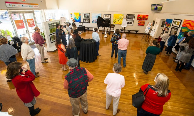 The Brick City Center for the Arts is among those places and groups in Ocala/Marion County that need volunteers.