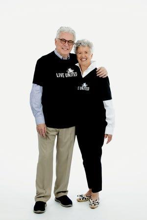 George and Sandy Garfunkel