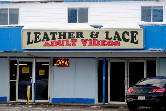 Leather and Lace on Lafayette Road in Seabrook.