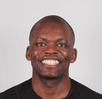 Ritchy Hitoto is the head athletic trainer and a sports medicine teacher at Pratt Community College.