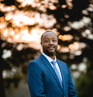 Rock Valley College President Howard Spearman became the institution's first Black president in September of 2020. Photo Provided