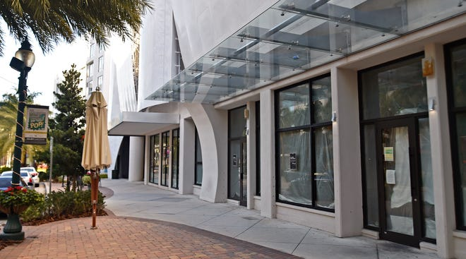 Kojo recently opened at 1289 N. Palm Ave. in downtown Sarasota. Photo was taken shortly before the opening.