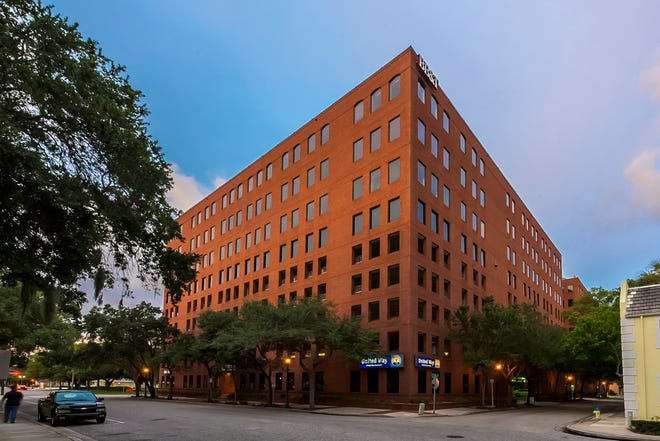 The BB&T Financial Center building at 1800 Second St. in downtown Sarasota has been sold for $35 million to Tricera Capital of Miami.