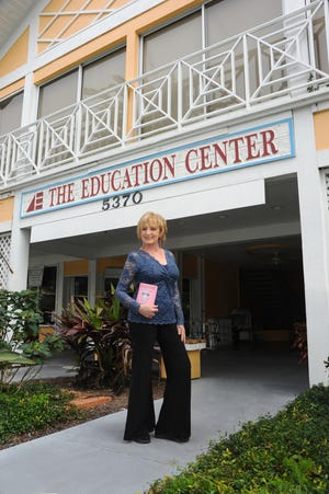 Susan Goldfarb has led the Longboat Key Education Center for 25 years.