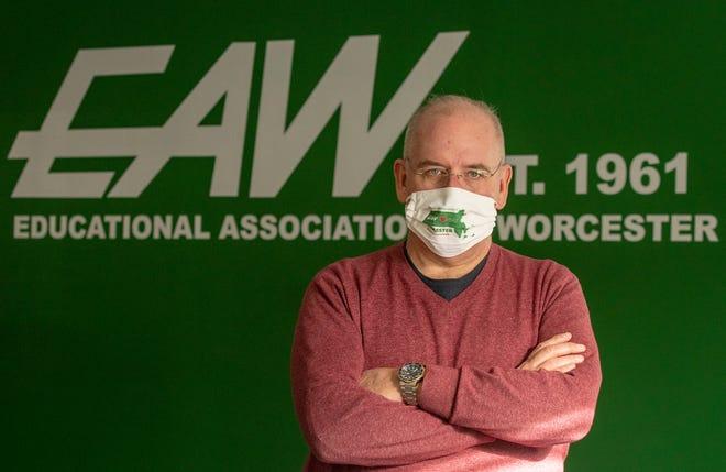 Roger Nugent, president of the Educational Association of Worcester.