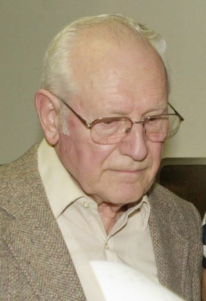 Robert Whitmeyer in 2013.