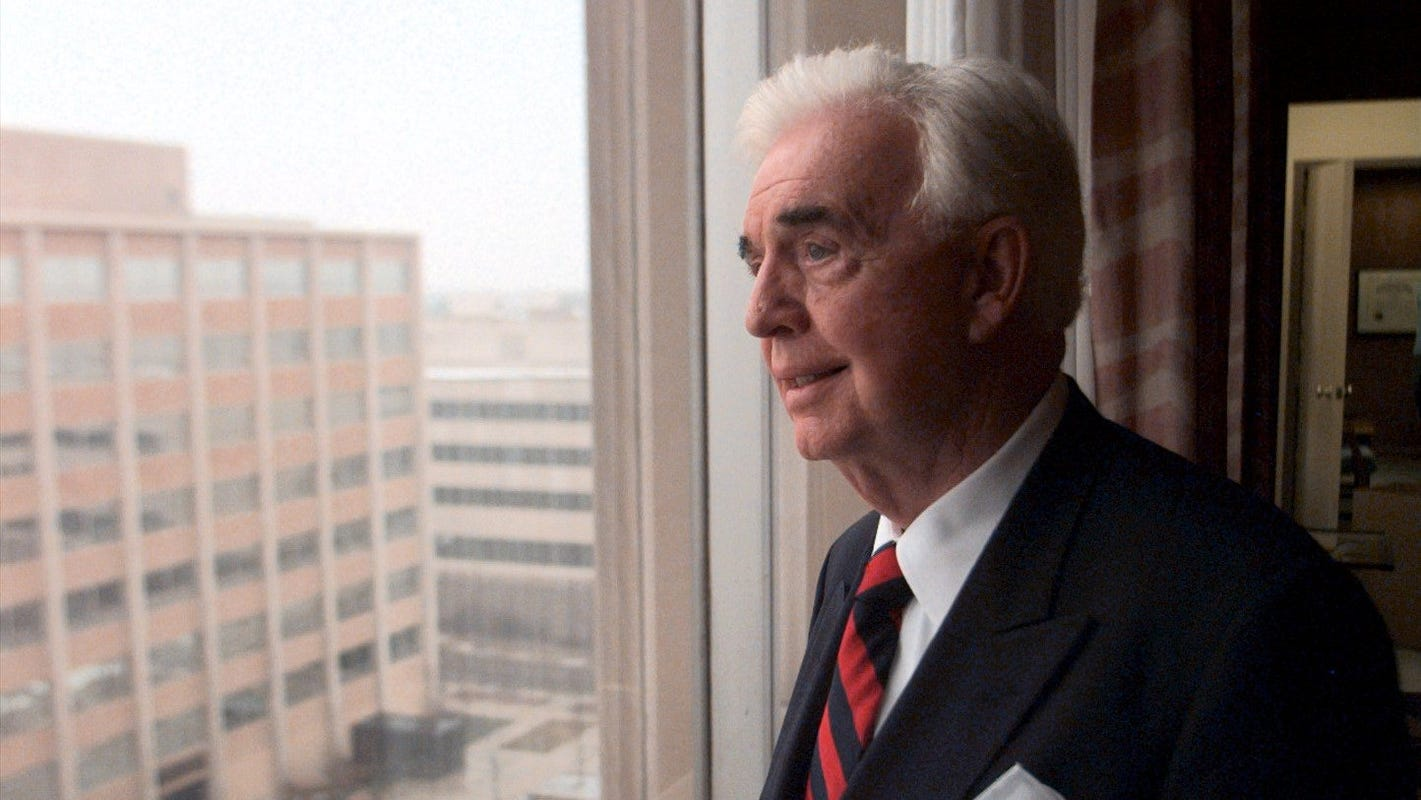 Michigan officials react to former state Attorney General Frank Kelley's passing