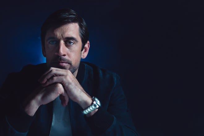 Green Bay Packers quarterback Aaron Rodgers is the new brand ambassador for Swiss luxury watchmaker Zenith.